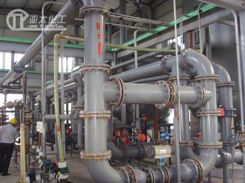 The Chlor-Alkali Industry